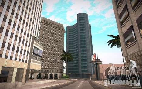 HD Небоскребы для GTA San Andreas второй скриншот