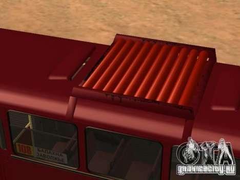 Скрипты для ЛиАЗ 677 для GTA San Andreas третий скриншот