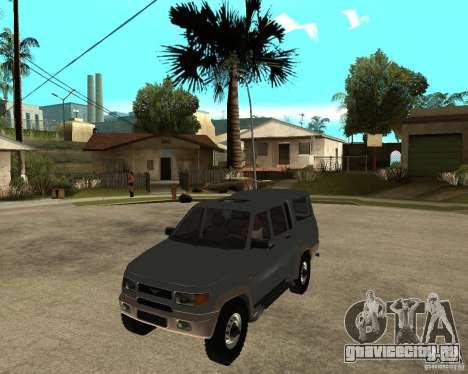 УАЗ Симбир Пикап для GTA San Andreas