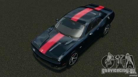 Dodge Challenger SRT8 392 2012 для GTA 4