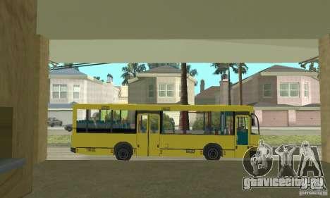 Den Oudsten Busen v 1.0 для GTA San Andreas вид справа