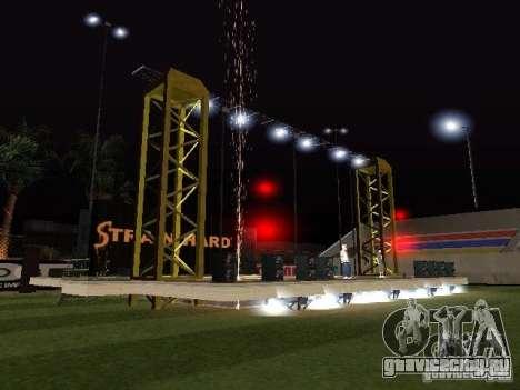 Концерт АК-47 для GTA San Andreas