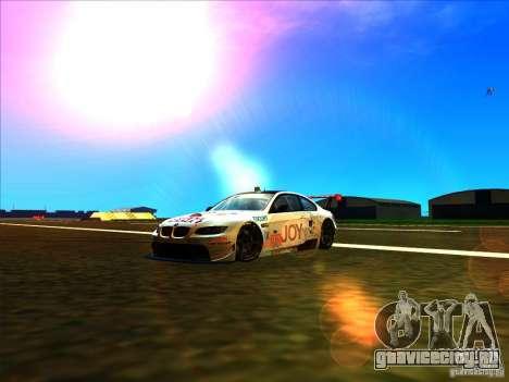 BMW M3 GT ALMS GT2 Series для GTA San Andreas