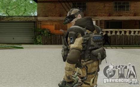 Инженер из Warface для GTA San Andreas третий скриншот