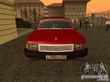 ГАЗ Волга 31029 Sl для GTA San Andreas вид слева