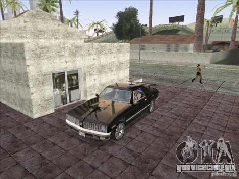 Los Angeles ENB modification Version 1.0 для GTA San Andreas третий скриншот
