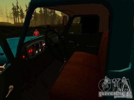 ГАЗ 53 для GTA San Andreas вид сбоку
