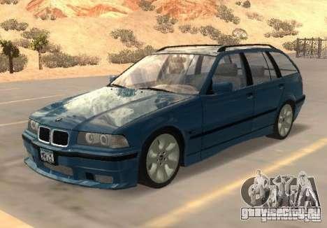 BMW 318i Touring для GTA San Andreas