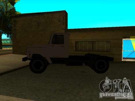ГАЗ 3309 седельный тягач для GTA San Andreas вид слева