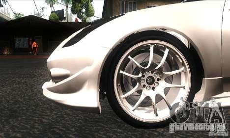 Toyota Celica-SS2 Tuning v1.1 для GTA San Andreas вид сверху