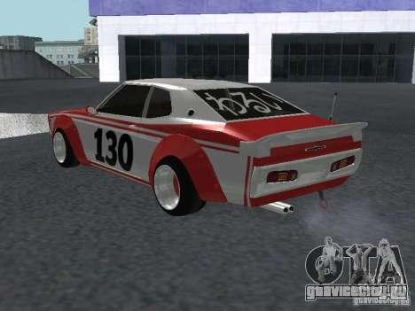 Nissan Laurel C 130 Bosozoku для GTA San Andreas