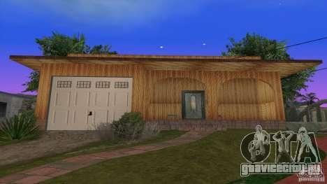 Новые текстуры домов и гаражей для GTA San Andreas второй скриншот