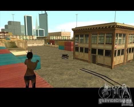 Great Theft Car V1.0 для GTA San Andreas пятый скриншот