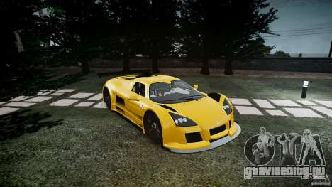 Gumpert Apollo Sport v1 2010 для GTA 4