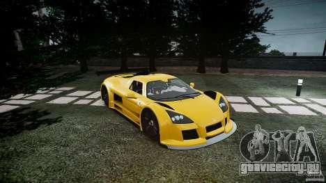 Gumpert Apollo Sport v1 2010 для GTA 4