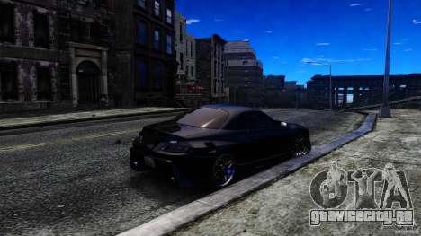 Mitsubishi FTO для GTA 4 вид сзади слева