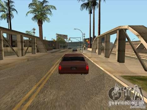 Плавное торможение авто для GTA San Andreas второй скриншот