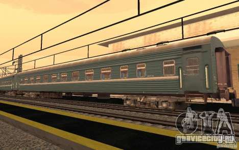 ЖД мод II для GTA San Andreas девятый скриншот
