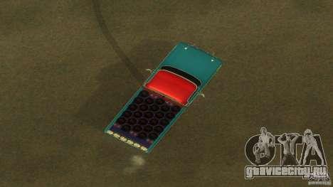 Ford F1000 Bicho для GTA San Andreas вид сзади слева