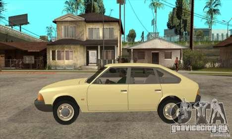 АЗЛК 2141 для GTA San Andreas вид слева