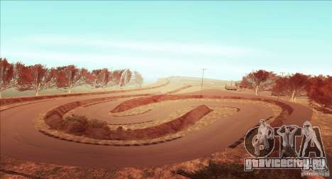 The Ebisu South Circuit для GTA San Andreas пятый скриншот