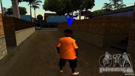 Jamaican Guy для GTA San Andreas четвёртый скриншот