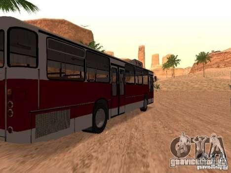 Новые скрипты для автобусов Вер. 2.0 для GTA San Andreas шестой скриншот