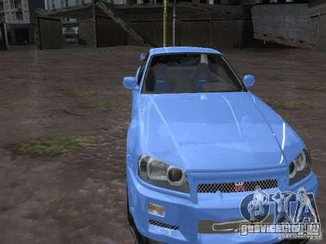 ENBSeries от Rinzler для GTA San Andreas второй скриншот
