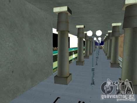 Greatland - Грэйтлэнд v 0.1 для GTA San Andreas девятый скриншот