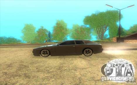 New Elegy Hatch 2011 для GTA San Andreas вид слева