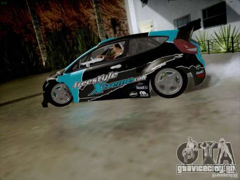 Ford Fiesta RS для GTA San Andreas