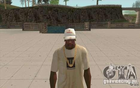 Кепка honda для GTA San Andreas второй скриншот