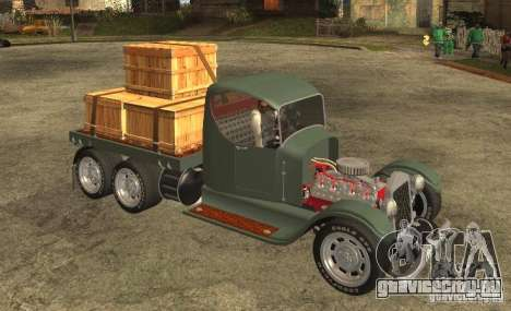 Ford Model-T Truck 1927 для GTA San Andreas