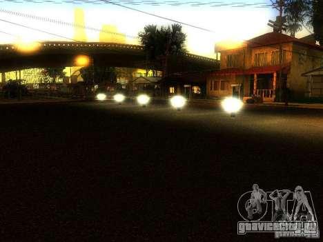 База Гроув стрит для GTA San Andreas шестой скриншот