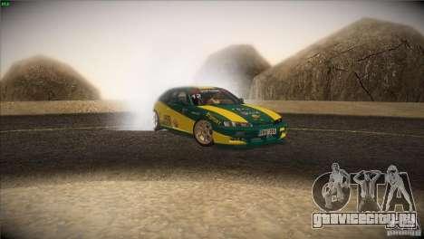 Nissan S14 для GTA San Andreas вид справа