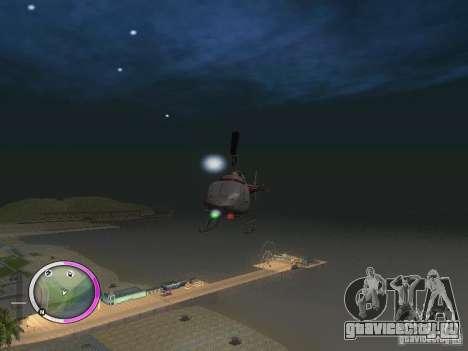 NEW GTA IV HUD 2 для GTA San Andreas третий скриншот