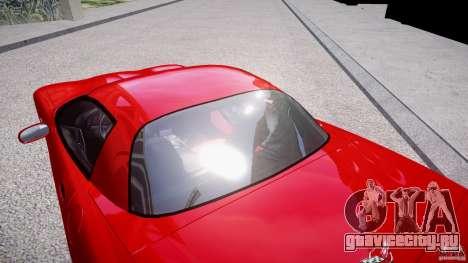 Chevrolet Corvette C5 v.1.0 EPM для GTA 4 вид сзади слева