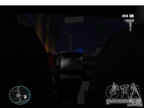 Такси мод для GTA San Andreas третий скриншот