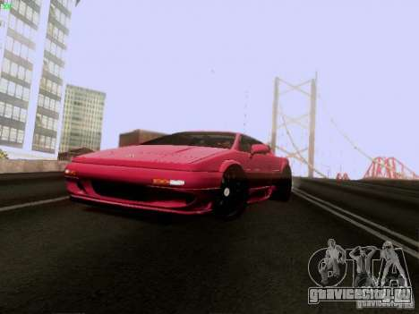 Lotus Esprit V8 для GTA San Andreas вид сбоку