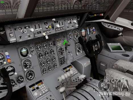 McDonell Douglas DC-10-30 Alitalia для GTA San Andreas вид сверху