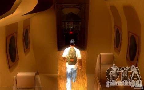 Затяжной прыжок 2.0 + Затяжной нырок для GTA San Andreas второй скриншот