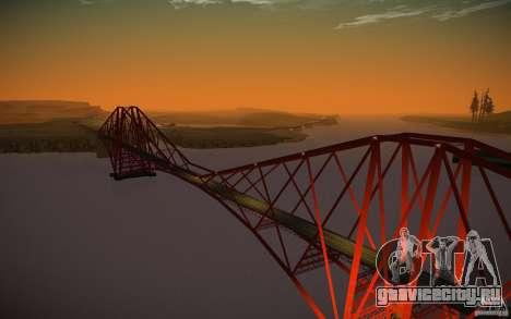HD Water v4 Final для GTA San Andreas второй скриншот