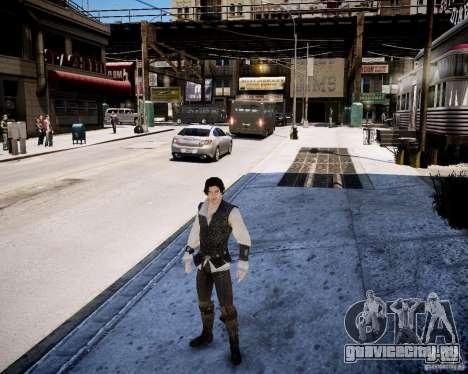 Assasins Creed 2 Young Ezio для GTA 4 пятый скриншот