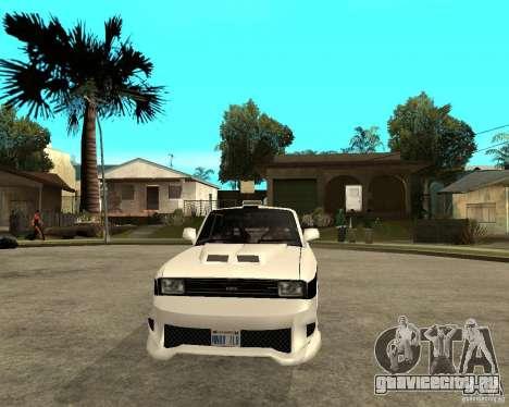 АЗЛК 2140 Underground для GTA San Andreas