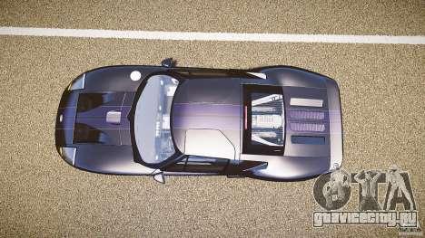 Ford GT1000 2006 Hennessey [EPM] EXTREME VERSION для GTA 4 вид сверху