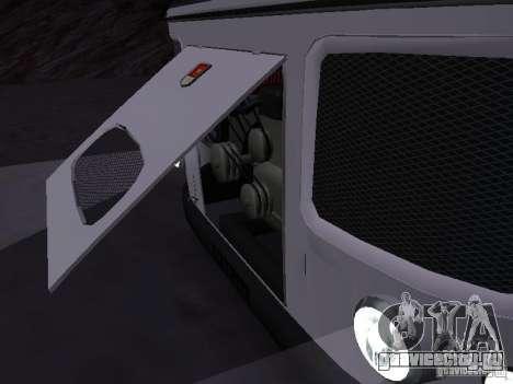 ПАЗ 672.60 для GTA San Andreas вид сзади слева