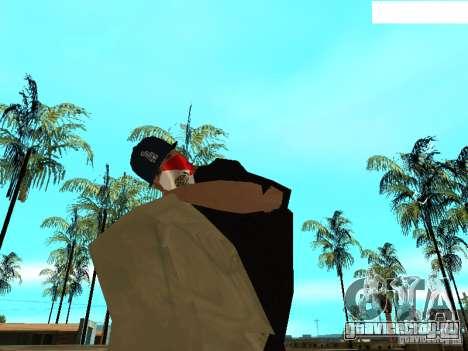 Mexicano Skin для GTA San Andreas пятый скриншот