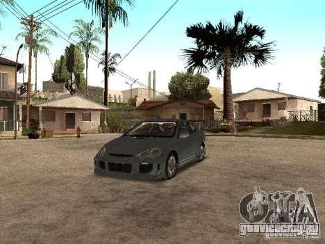 Acura RSX Charge для GTA San Andreas