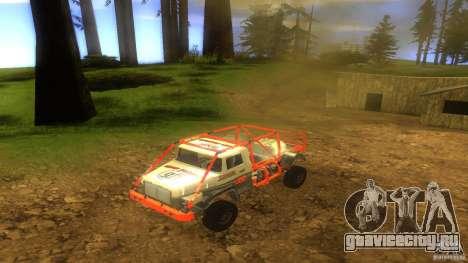 Insane 2 для GTA San Andreas