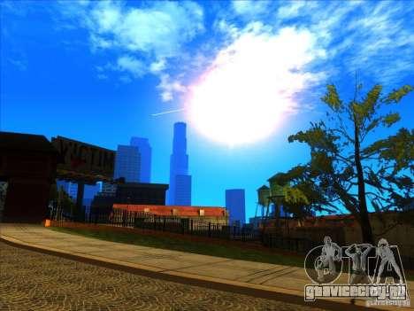 ENBSeries by Fallen для GTA San Andreas третий скриншот